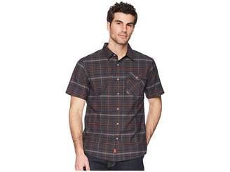 Mountain Hardwear Drummond Short Sleeve Shirt Men's Short Sleeve Button Up