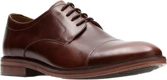 Clarks Men's Bostonian Mckewen Cap Shoe