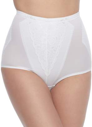 Lunaire Lace Panel High-Waisted Shaping Brief 7690K