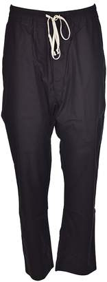 Drkshdw Rick Owens Drawstring Trousers