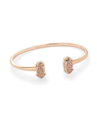 Kendra Scott Edie Cuff Bracelet in Rose Gold