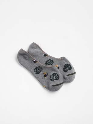 Gap Pattern No Show Socks