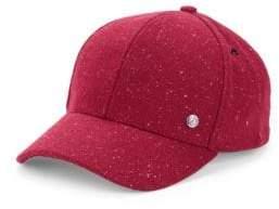 Paul Smith Men's Nepped Wool Baseball Cap - Navy