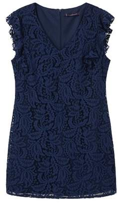 Violeta BY MANGO Lace short dress
