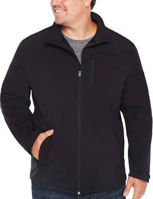 Co THE FOUNDRY SUPPLY The Foundry Big & Tall Supply Softshell Jacket Big and Tall