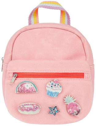 Monsoon Girls Playful Rainbow Backpack