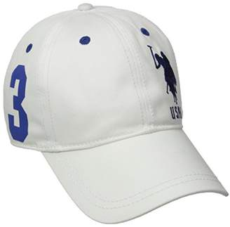 U.S. Polo Assn. Women's Number 3 Baseball Cap