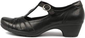 Planet Merrin Black Shoes Womens Shoes Comfort Heeled Shoes