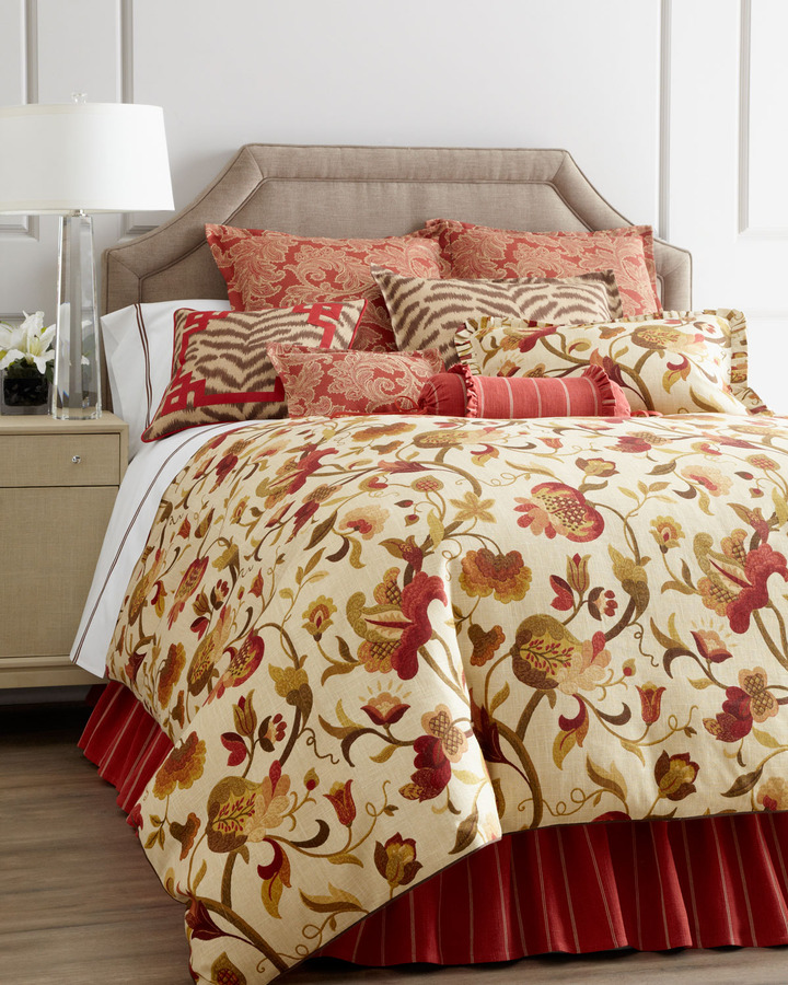 "Jane Wilner Designs Portobello"" Bed Linens"
