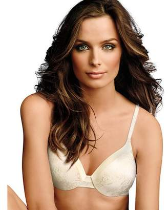 Maidenform Womens Comfort Devotion Embellished Extra Coverage T-Shirt Bra, Style 09437