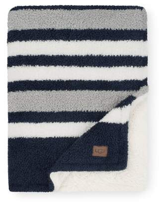 UGG Ana Stripe Throw Blanket
