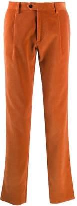 Etro casual corduroy trousers