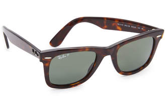 Ray-Ban RB2140 Wayfarer Polarized Sunglasses
