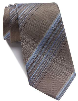 Kenneth Cole Reaction Multi-Line Grid Tie