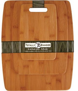 Totally Bamboo 3-pc. Cutting Board Set
