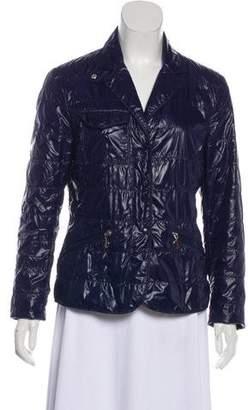 Moncler Coated Lightweight Jacket