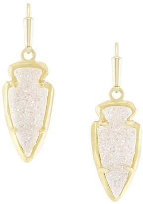 Kendra Scott Arrowhead Iridescent Earrings