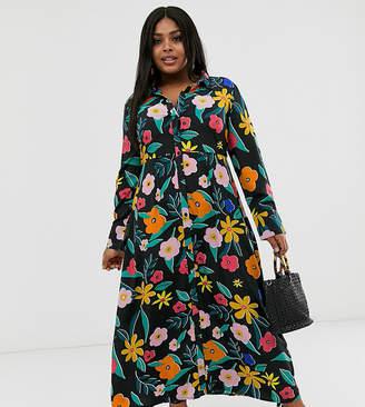 Plus Size Retro Dresses - ShopStyle Canada