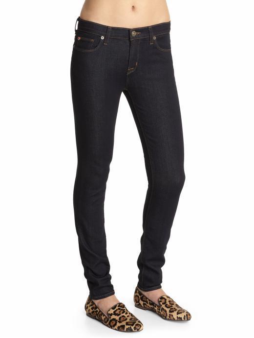 Hudson Jeans Nico Mid-Rise Super Skinny Jeans