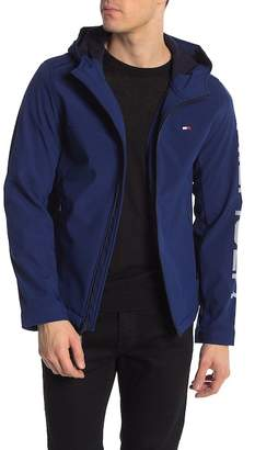 Tommy Hilfiger Hooded Zip-Up Jacket