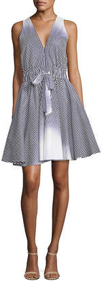 Milly Ombre Stripe Lola Dress