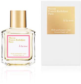Francis Kurkdjian À; la rose Body Oil, 2.4 oz./ 70 mL