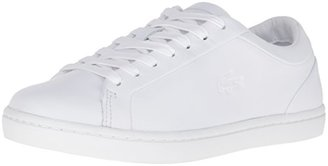 Lacoste Women's Straightset 316 1 Caw Fashion Sneaker $48.39 thestylecure.com