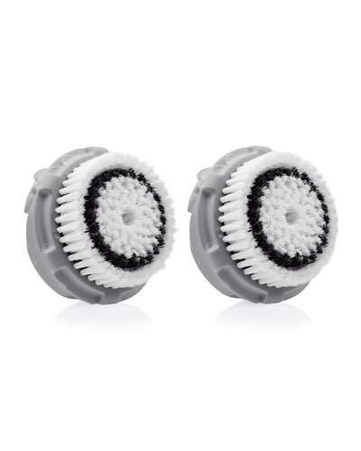 clarisonic Replacement Normal Brush Head, Dual Pack