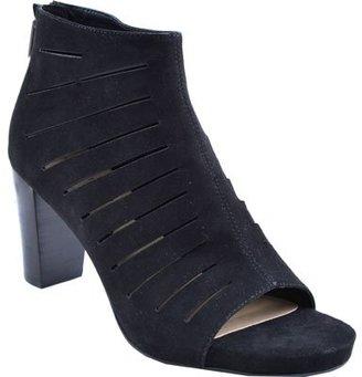 Adrienne Vittadini Footwear Women's Brodea Ankle Bootie $19.15 thestylecure.com