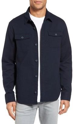 Men's Original Penguin Shirt Jacket $175 thestylecure.com