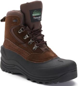 DAY Birger et Mikkelsen Itasca Lutsen Mens' Waterproof Winter Boots