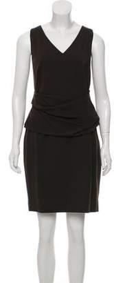 Akris Punto Sleeveless Work Dress
