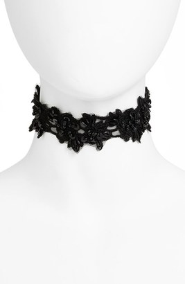 Women's Vanessa Mooney Lovetta Choker $45 thestylecure.com