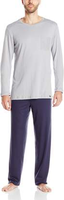 Hanro Men's Night and Day Pajama Set