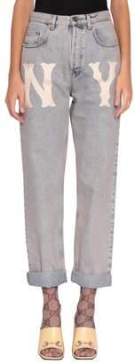 Gucci Ny Yankes Jeans