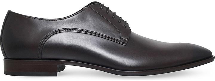 Hugo BossHugo Boss Carmons leather Derby shoes