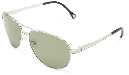 Ermenegildo Zegna Ermeneglido Zegna Sunglasses SZ3282-579P Aviator Polarized Sunglasses
