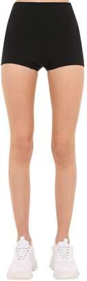 NO KA 'OI Kini Color Block Nylon Blend Shorts