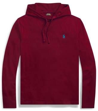 Ralph Lauren Cotton Jersey Hooded T-Shirt