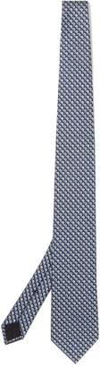 Gucci Retro logo-jacquard silk tie