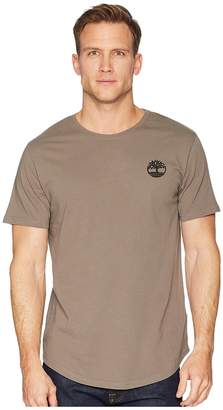 Timberland Short Sleeve Back Graphic Tee Men's T Shirt