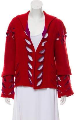 Christian Dior Cut-Out Jacket