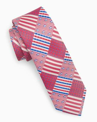 Southern Tide Skipjack Patch Tie