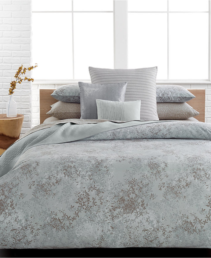 Calvin Klein Presidio Queen Duvet Cover Set Shopstyle Home