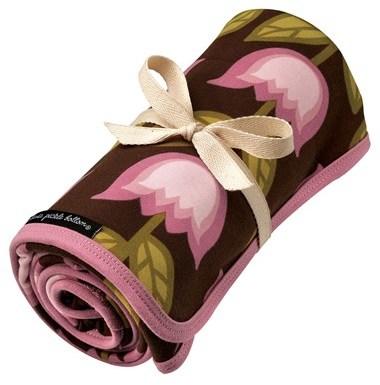 Petunia Pickle Bottom Organic Cotton Stroller Blanket (Infant)