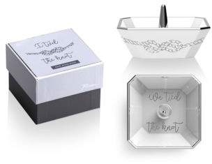 Rosanna We Tied the Knot Ring Holder