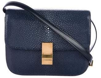 Celine 2016 Stingray Classic Box Bag