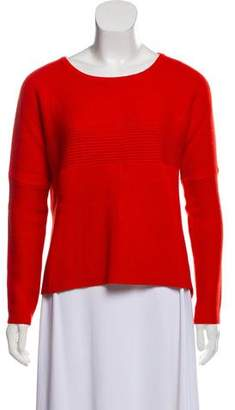 Helmut Lang Wool-Blend Oversize Sweater