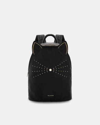Ted Baker KATT Nylon cat whiskers backpack