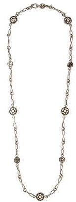 John Hardy Dot Station Chain Necklace $595 thestylecure.com